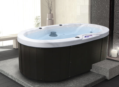 American Spa AM420BW Refresh - USA Health and Wellness-- Manzo Pelletier Holdings LLC