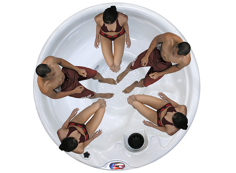 American Spa AM511RS (5 Person)