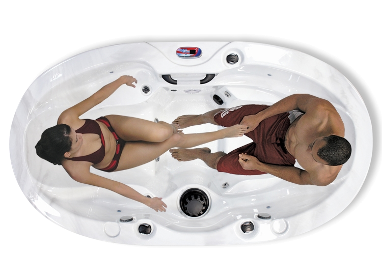 American Spa AM418BW Relax - USA Health and Wellness-- Manzo Pelletier Holdings LLC