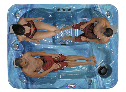 Image of American Spa AM534LS (3-4 Person)