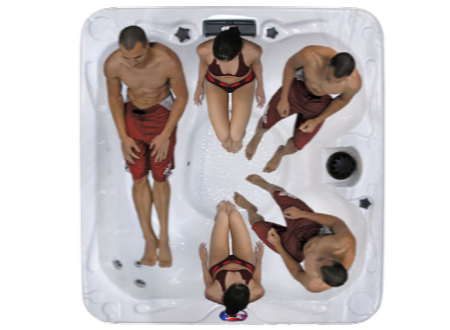 American Spa AM630LS (5 Person)