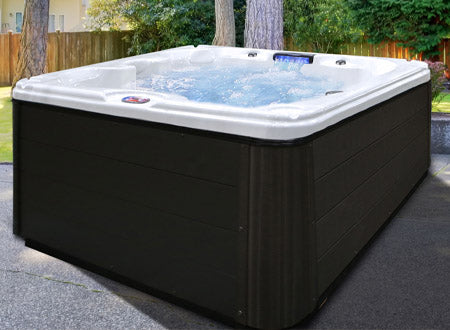 Image of American Spas Hot Tub - AM730BW
