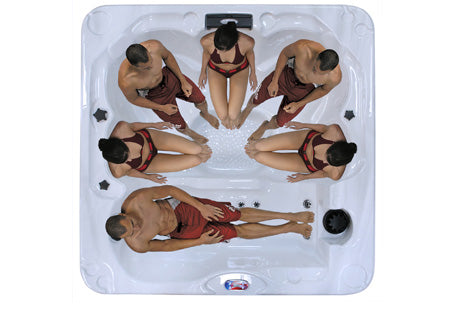 Image of American Spas Hot Tub - AM730LW