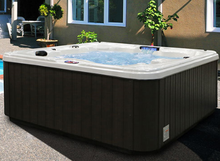 American Spa AM730LS-1 (6 Person)