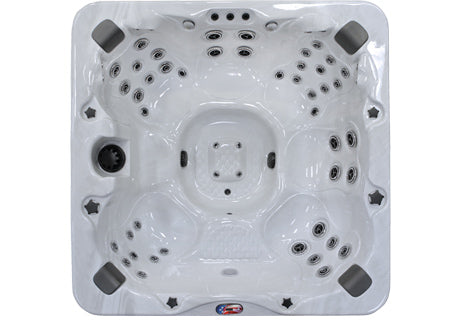 Image of American Spas Hot Tub - AM756BW