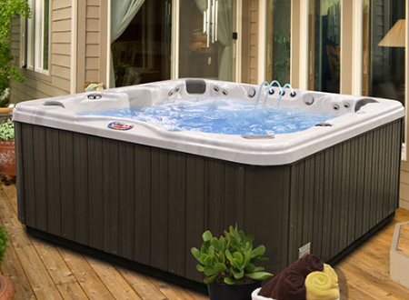 Image of American Spa AM756BS (6 Person)