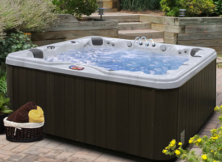 American Spa AM-756LS (6 Person)