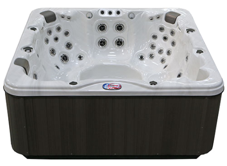 Image of American Spa AM-756LS-1 (6-7 Person)