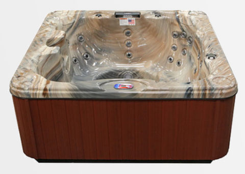 Image of American Spa AM-730 BM-2 (6 Person Hot Tub)