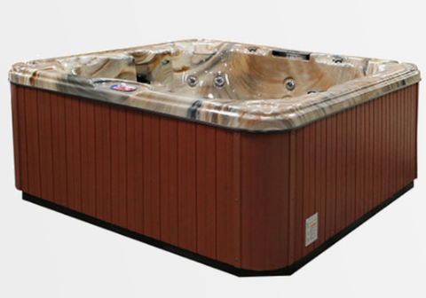 American Spa AM-730 BM-2 (6 Person Hot Tub)