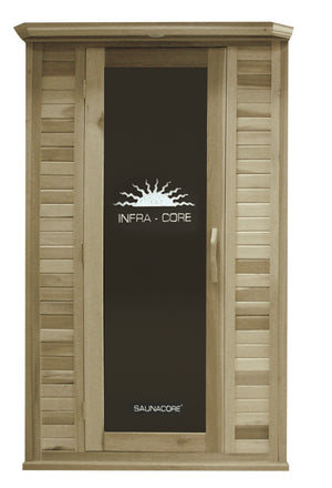 Saunacore Horizon Purity Series 2 Person Infrared Sauna (HR 4X4)