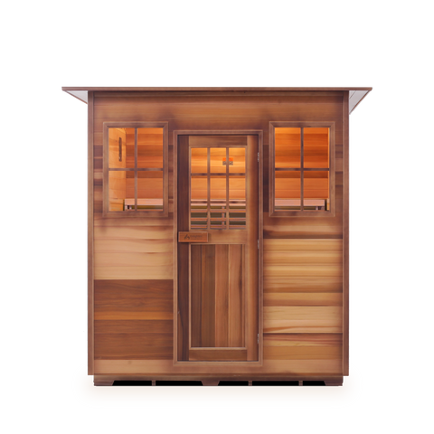 Image of Enlighten MoonLight - 5 Person Indoor Traditional Sauna
