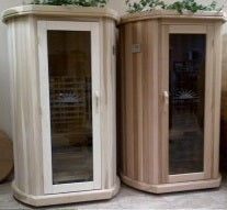 Image of Saunacore Infracore Max Series 1 Person Infrared Sauna (SDTX4-4X4)