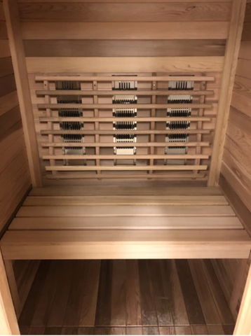 SaunaCore lowest EMF Purity series infrared sauna