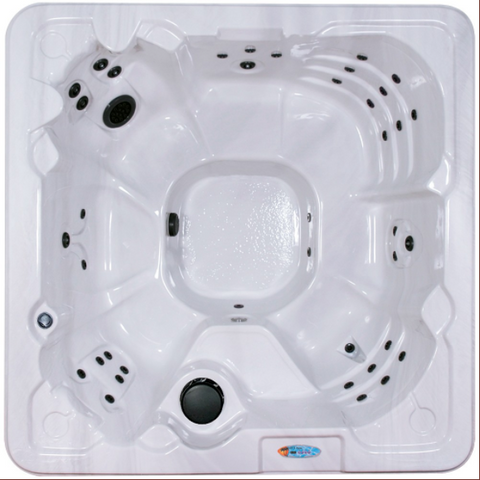 QCA Spas - Star Series - Day Dreamer Non-Lounger 8 Person Hot Tub