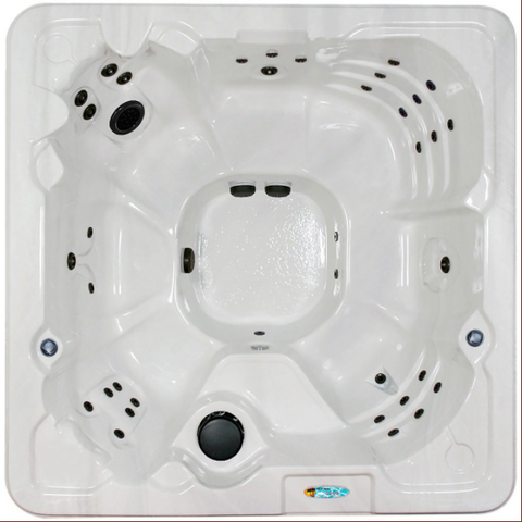 QCA Spas - Star Series - Dream Weaver 8 Person Non Lounger Hot Tub