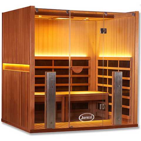 Image of Clearlight Sanctuary Y- 4 Person Full Spectrum Infrared Sauna and Hot Yoga Room - USA Health and Wellness-- Manzo Pelletier Holdings LLC