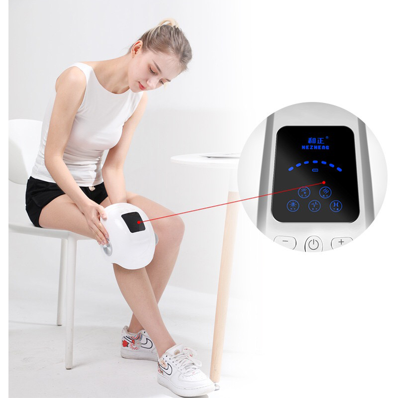 Knee Massager - USA Health and Wellness-- Manzo Pelletier Holdings LLC