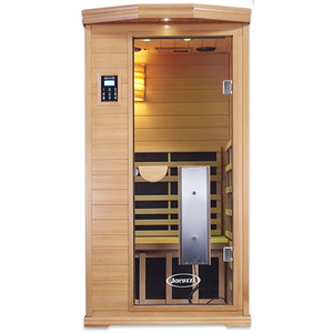 Clearlight Premier IS-1: 1 Person Far Infrared Sauna (76