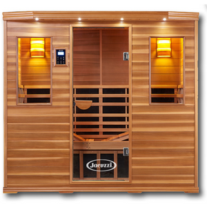 Clearlight Premier IS-5: 5 Person Far Infrared Sauna (76