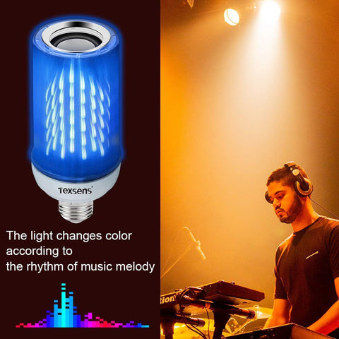 TheraSauna® Chromotherapy Bluetooth Smart LED Light Bulb With Infrared Remote