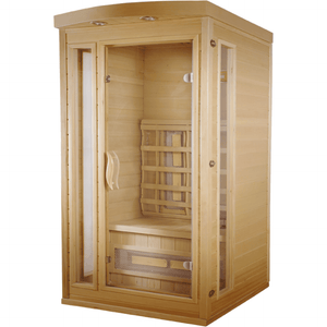 TheraSauna Classic TC3636 1 Person Infrared Sauna