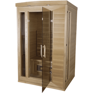 TheraSauna Classic TC4842 2 Person Infrared Sauna