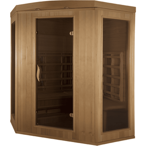 TheraSauna Classic TC5959 3 Person Infrared Sauna