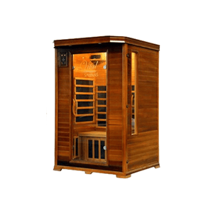 Vital Health Elite (Canadian Red Cedar) Far Infrared 2 Person Sauna