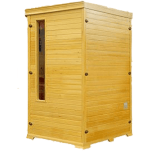 Vital Health Premier (Hemlock) Far Infrared 2 Person Sauna