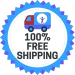 Image of 100% FREE Shipping
