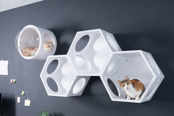 Bundle Sale D: Wall Mounted Cat Shelves,Cat Bed