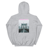 Grey New York Delilah Wolf Pack Hoodie