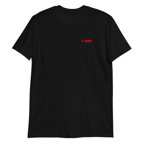 black if you don't like my scootering call 1-800-eat-shit shirt