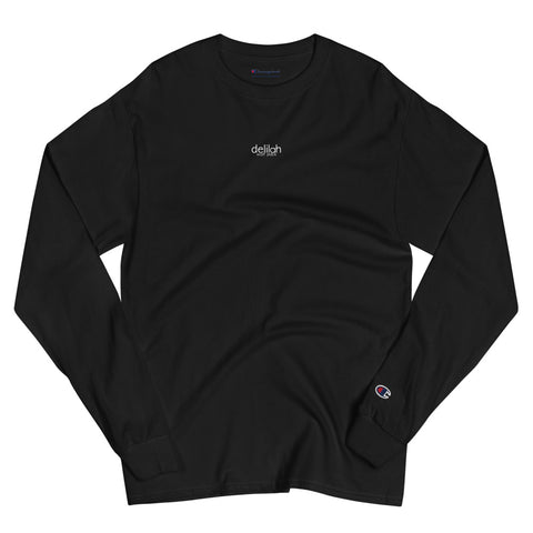 Men's Champion X Delilah Long Sleeve Shirt