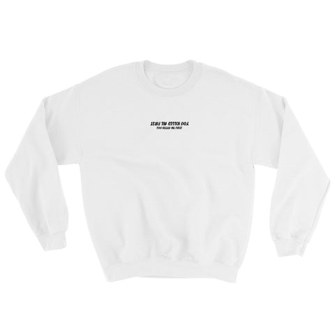 "Delilah Wolf Pack ""KILLED ME"" Sweater"