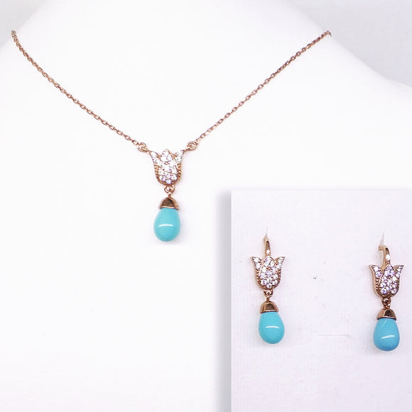 Turquoise Sets Sets - Harrem Jewelry