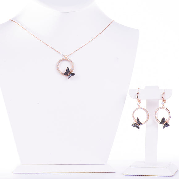 Butterfly's World Set Sets - Harrem Jewelry