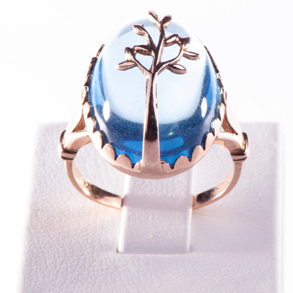 Tree of Life Ring Ring - Harrem Jewelry
