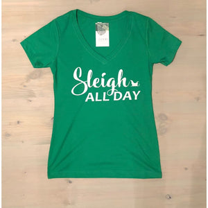 Sleigh All Day Top - Top