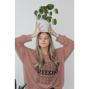 Weekend Pullover - Top