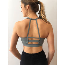 Load image into Gallery viewer, Sage Strong Sports Bra - Athleisure