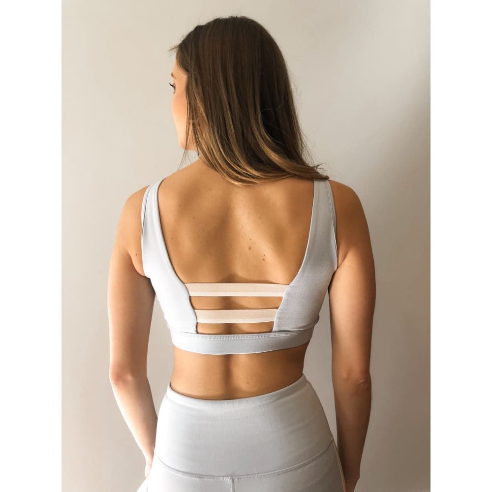 Work It Out Pastel Sports Bra - Athleisure