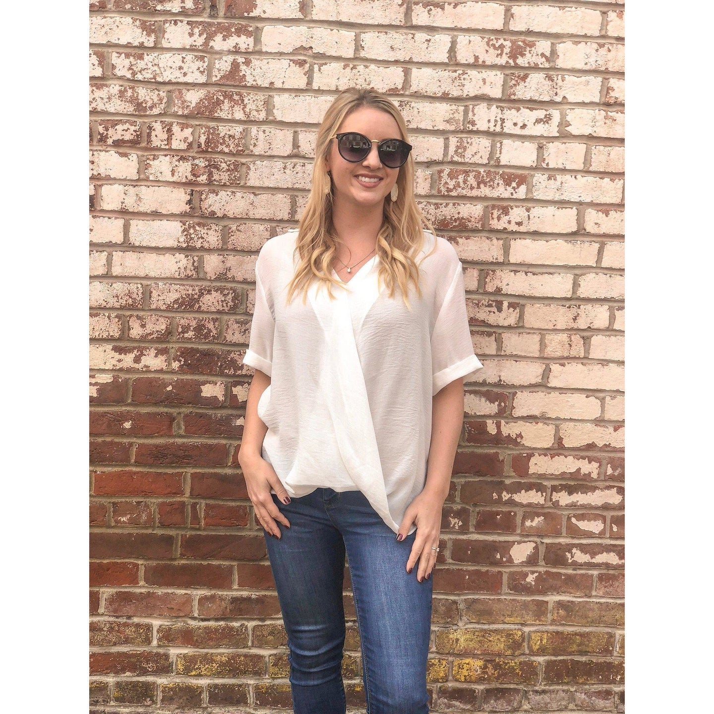 The White Mulberry Top-Top-Good Natured Boutique