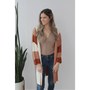 Sunset Cardigan - Top