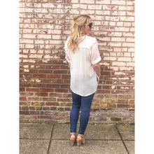 Load image into Gallery viewer, The White Mulberry Top-Top-Good Natured Boutique