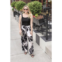 Load image into Gallery viewer, Leaf Palazzo Pants - Bottoms