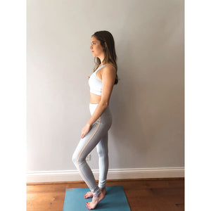 Work It Out Pastel Leggings - Athleisure