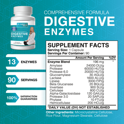 Digestive Enzyme Supplement