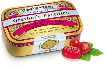 Grether's Pastilles Redcurrant